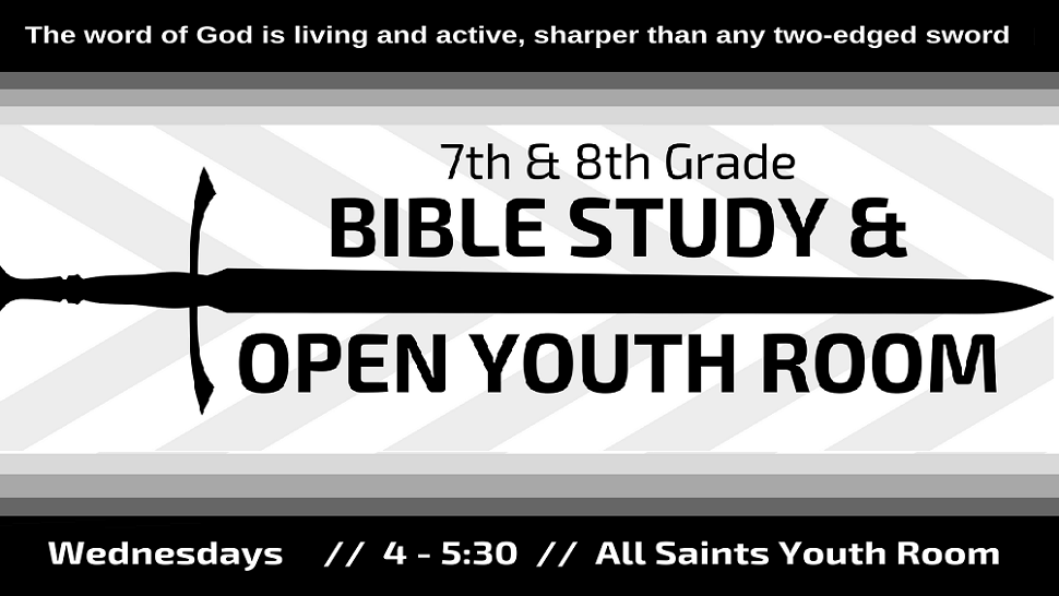 Junior HS Bible Study