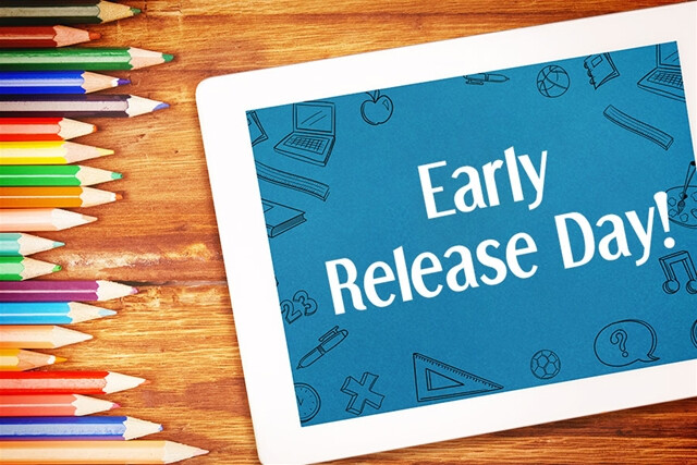 Early Release Day 12:00 Dismissal