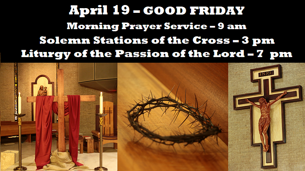 Liturgy of the Passion of the Lord