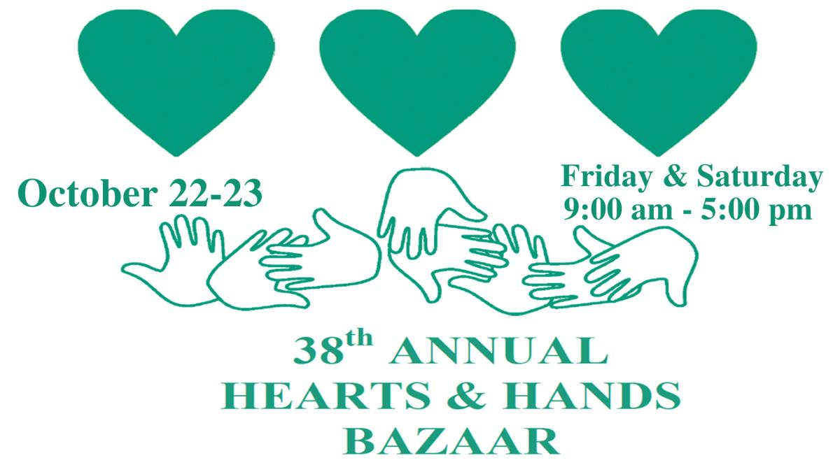Hearts and Hands Bazaar