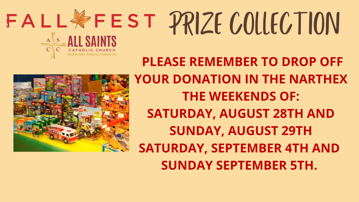 Fall Fest Prize Collection