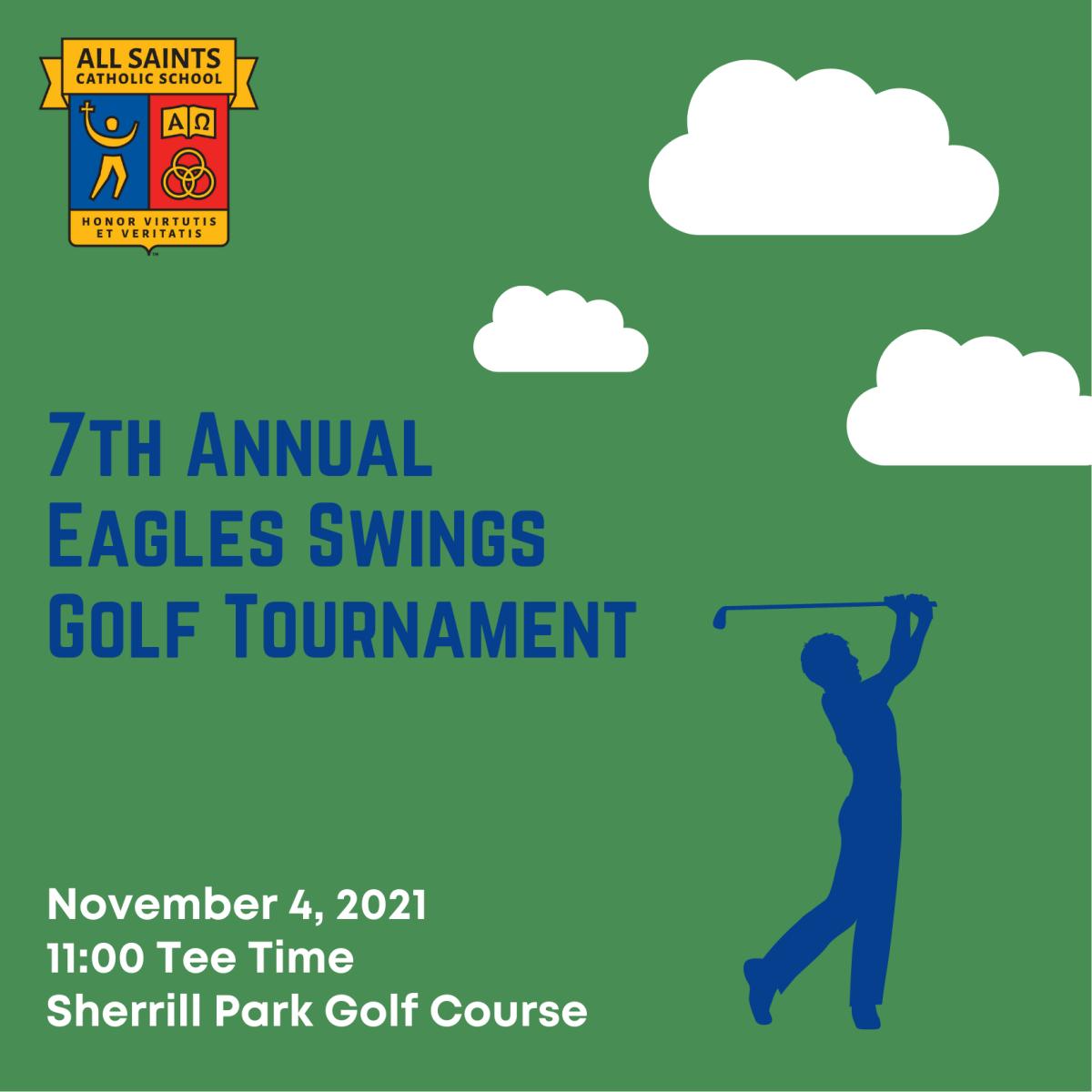 7th Annual Eagle Swings Golf Tournament